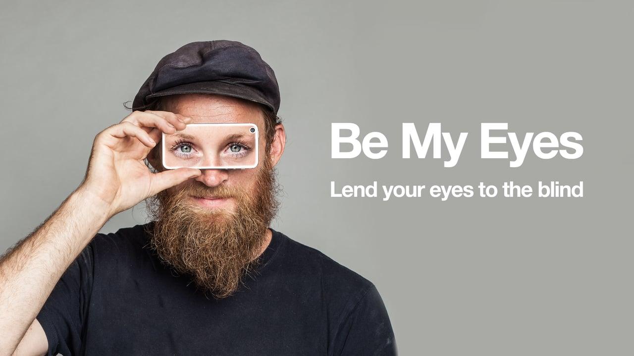 Позичте незрячим свої очі