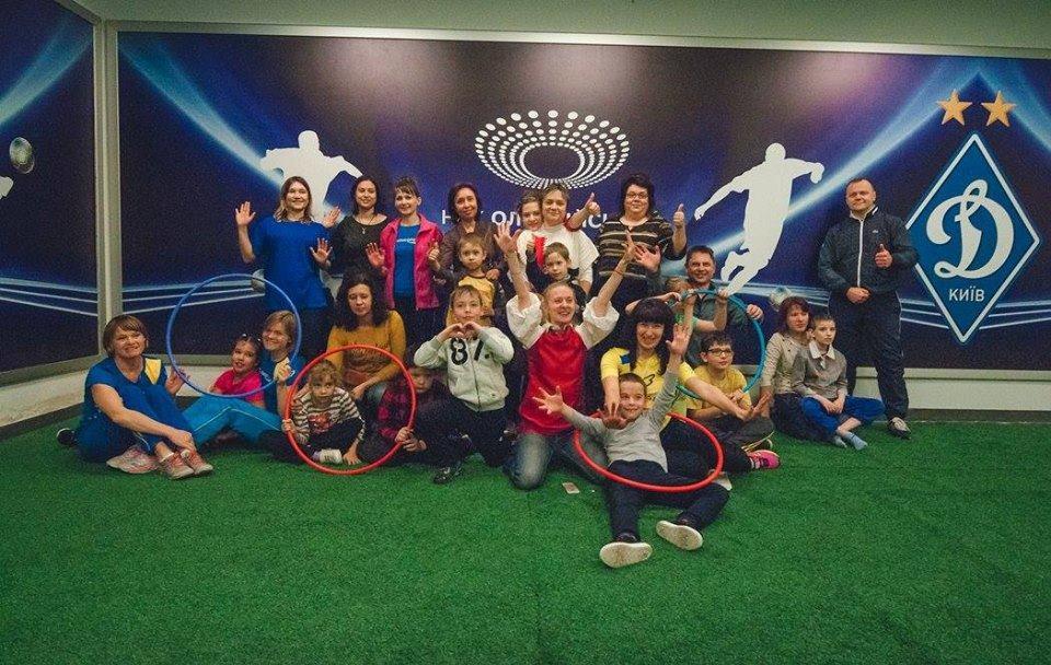 Пресс-анонс: Приглашаем на открытую тренировку 60 детей с аутизмом спортивного проекта Kids Autism Games