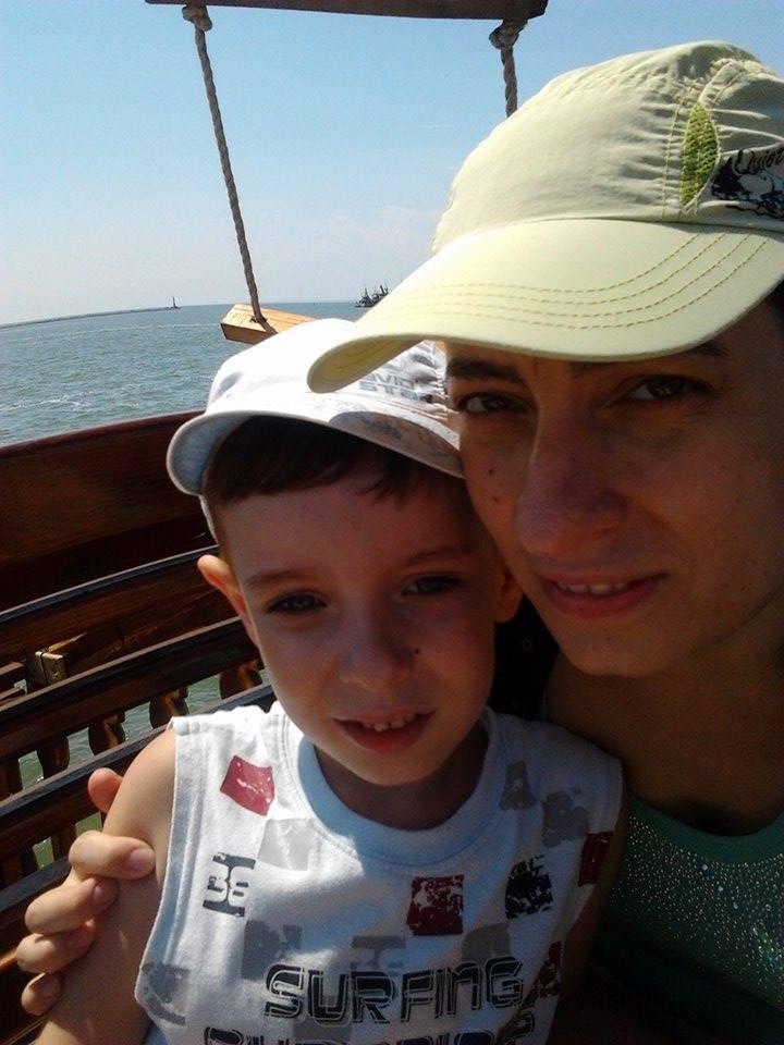 Ради специалиста для особенного ребенка семья из Бердянска переехала в Запорожье
