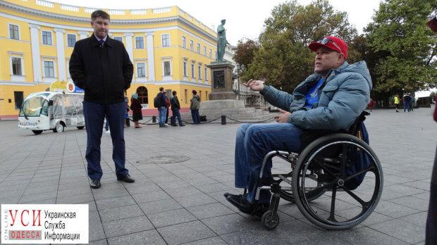Нам не посылается ничего, что мы не могли бы преодолеть, – экскурсовод с ограниченными возможностями Максим Кириллов. максим кириллов, одесса, доступность, инвалидность, экскурсовод