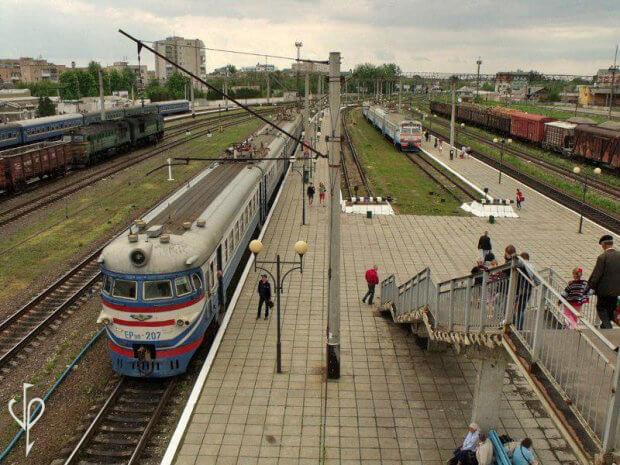 Чому на вокзалі у Рівному страждають люди з особливими потребами. рівне, вокзал, особливими потребами, потяг, інвалід