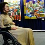 Жінки з інвалідністю стали моделями: в Києві пройшов показ інклюзивного одягу (ФОТО)