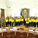 Кожен з вас є прикладом для багатьох поранених українських воїнів – Президент українським призерам «Ігор Нескорених» (ВІДЕО)