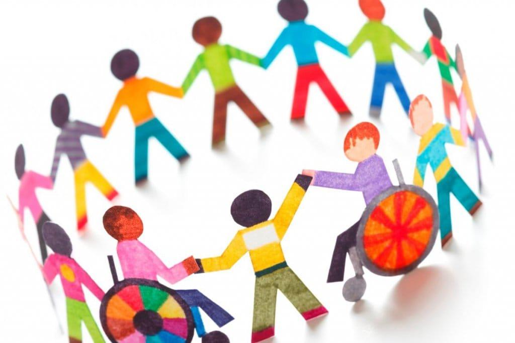Почти 500 запорожских детей-инвалидов учатся в обычных садиках и школах