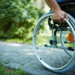 Для комфортного переміщення інвалідів АТО