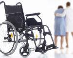 Чим підтвердити свою інвалідність?. мсек, документ, підтвердження, інвалід, інвалідність, bicycle, wheel, chair, wheelchair, outdoor, seat, tire, furniture, land vehicle, bicycle wheel. A person on a bicycle seat