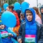 Світлина. Прес-реліз: 50 дітей з аутизмом взяли участь в Wizz Air Kyiv City Marathon. Спорт, Київ, аутизм, Wizz Air Kyiv City Marathon, проект KidsAutismGames, дитячий забіг