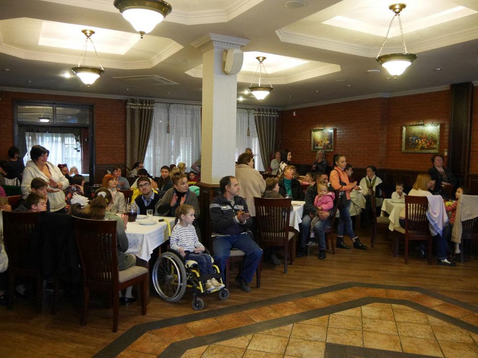 Медико-соціальний реабілітаційний центр «Дорога життя» відзначив 18-у річницю з дня створення (ФОТО)