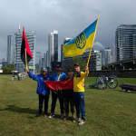 Призери Ігор Нескорених: Кожні 100-200 метрів нас зупиняли вигуками «Слава Україні!»