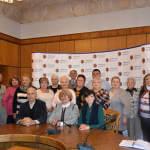 Світлина. Соціальний захист людей з інвалідністю – представники влади та громадськості об'єднали зусилля. Закони та права, інвалідність, круглий стіл, соціальний захист, співпраця, Львівщина