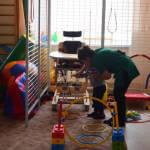 Світлина. Нові можливості та перспективи Центру соціальної реабілітації дітей-інвалідів. Реабілітація, інвалідність, особливими потребами, адаптація, дитина-інвалід, Житомир