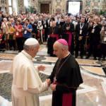 Папа: Жодна фізична чи психічна вада не є перешкодою для зустрічі з Христом