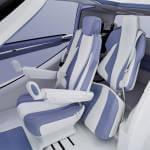 Світлина. Toyota построила электрокар для людей в инвалидной коляске. Технології, инвалидная коляска, автомобіль, электрокар, Toyota Concept-i Ride, автосалон