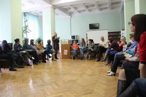 Інклюзивна освіта у Вінниці: рівні можливості для дітей. вінниця, тренинг, інвалідність, інклюзивна освіта, інтеграція