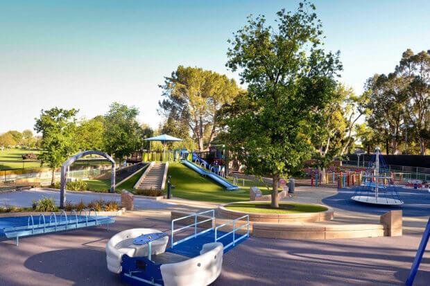 Как украинка создала в США парк для детей с особыми потребностями АЛЕНА СТЕЦИВ-ВИЛЛАРЕАЛЬ США ИНВАЛИДНОСТЬ ОСОБЫМИ ПОТРЕБНОСТЯМИ ПАРК