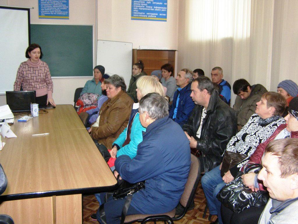Без обмежень: у Олександрії відбувся ярмарок вакансій для інвалідів