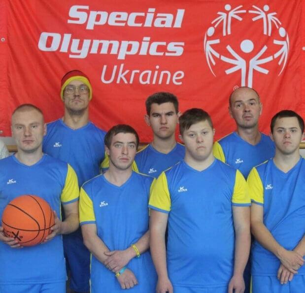 Всеукраїнські змагання СОУ в рамках Європейського баскетбольного тижня Спеціальної Олімпіади Європи/Євразії. житомир, спеціальна олімпіада, баскетбол, змагання, інвалідність