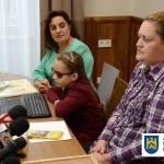 Тепер незрячі львів'яни можуть навчатися у загальноосвітній школі