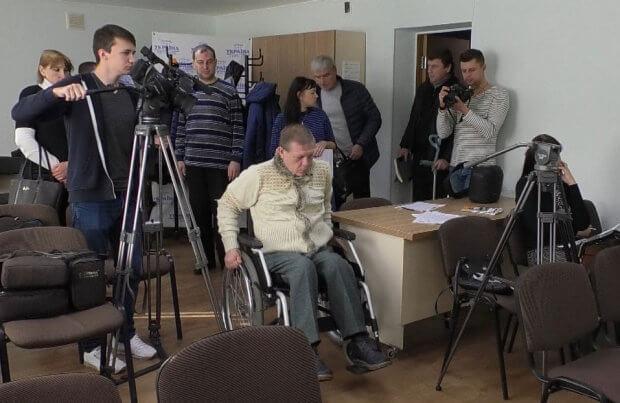 Про недоступну доступність для осіб з інвалідністю (ВІДЕО) ЧЕРНІГІВ ДОСТУПНІСТЬ НЕЗРЯЧИЙ ІНВАЛІД-ВІЗОЧНИК ІНВАЛІДНІСТЬ