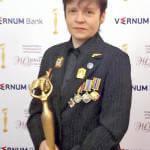 11-кратная чемпионка Украины Наталья Мудрик: «Однажды я решила доказать, что даже инвалид может добиться успеха»