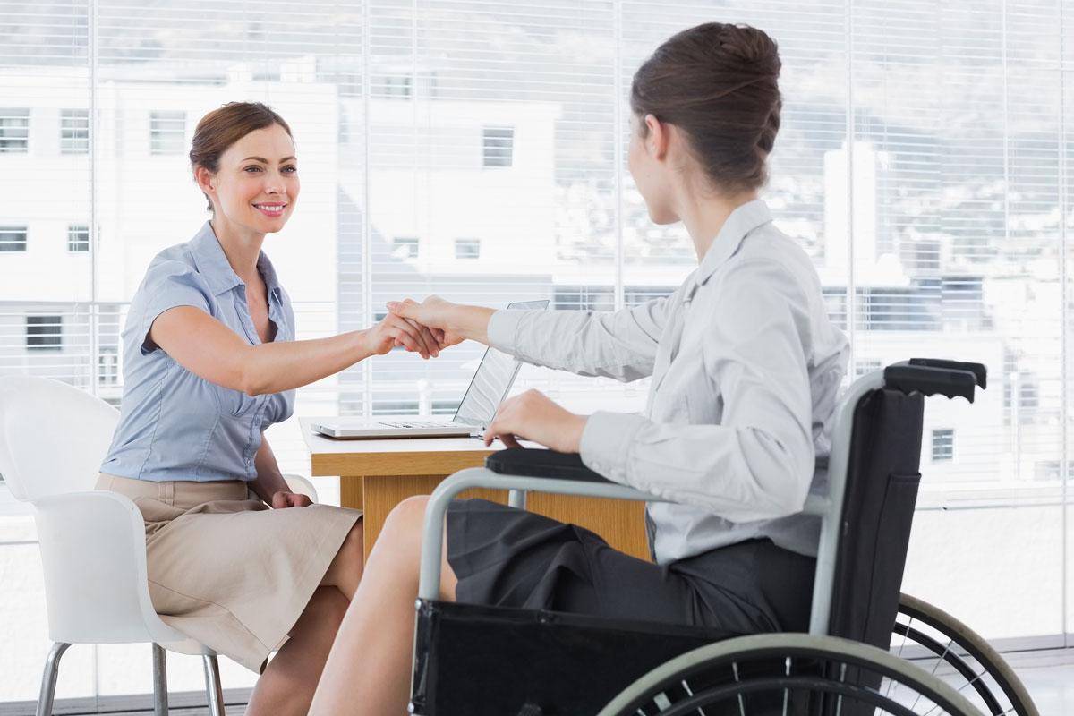 У Львівському Будинку праці - Ярмарок вакансій для осіб з інвалідністю