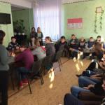 У Знам'янці школярі з особливими потребами малювали світ професій