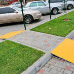 Світлина. Громадський бюджет: в Одесі реалізують проект зі створення ігрового майданчика для дітей з інвалідністю. Новини, інвалідність, проект, інтеграція, Одеса, ігровий майданчик