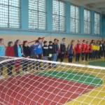 Світлина. У Тернополі провели змагання з незвичного виду спорту – голболу. Спорт, змагання, вади зору, Тернопіль, Інваспорт, голбол