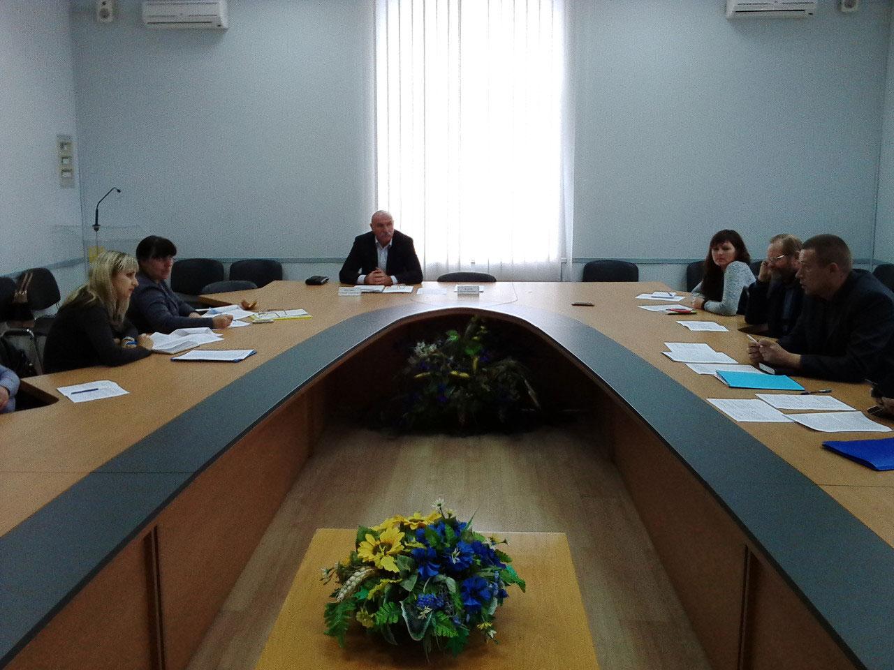 Проблеми людей з особливими потребами розглянула Громадська консультативна рада (ФОТО)