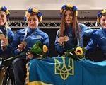 Українські гардемарини на візках стали третіми у світі!. змагання, спортсмен, фехтування на візках, чемпіонат світу, інвалід, person, flower, clothing, smile, woman. A group of people wearing costumes