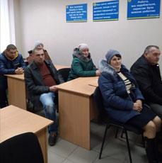 До успіху без бар'єрів: інваліди Новомиргорода вчились ставати успішними НОВОМИРГОРОД РЕКОМЕНДАЦІЯ СЕМІНАР ЦЕНТР ЗАЙНЯТОСТІ ІНВАЛІДНІСТЬ