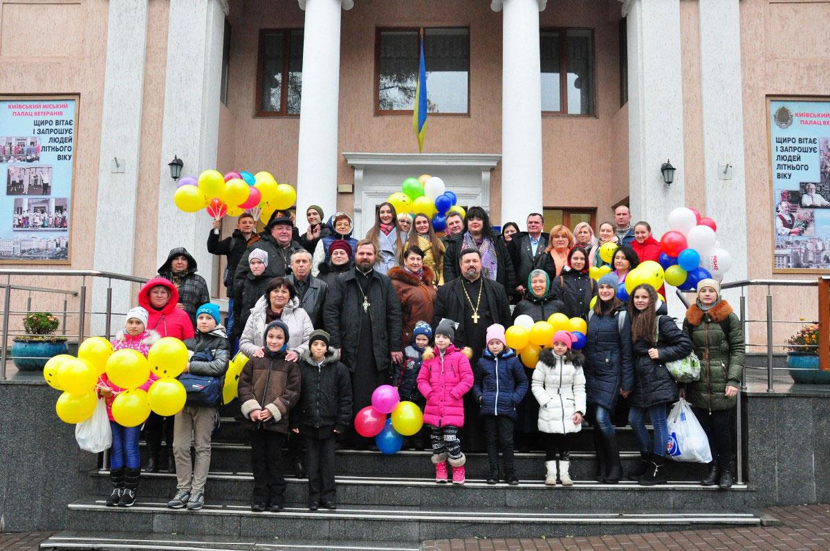У Києві відбувся фінал фестивалю культури та творчості для людей з інвалідністю (ФОТО)
