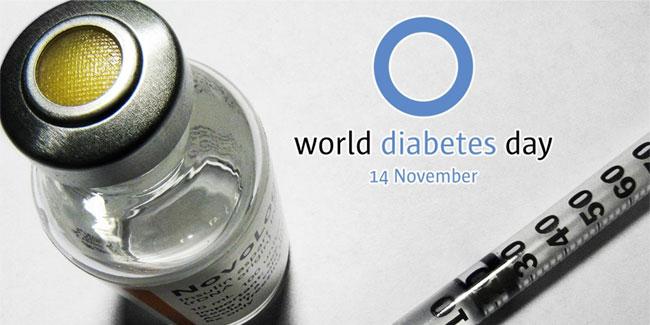 14 листопада – День боротьби проти діабету