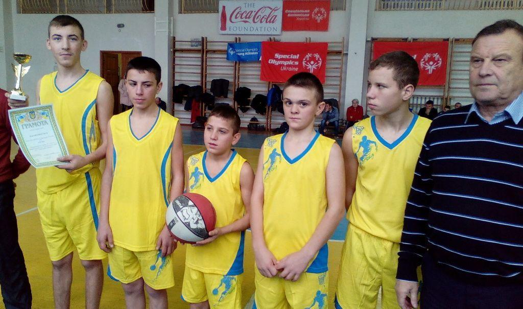 Всеукраїнські змагання СОУ в рамках Європейського баскетбольного тижня Спеціальної Олімпіади Європи/Євразії (ФОТО)