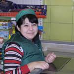Мар'яна Процайло: «Я завжди прагну до кращого». Вперше в Україні дівчина в інвалідному візку працює касиром