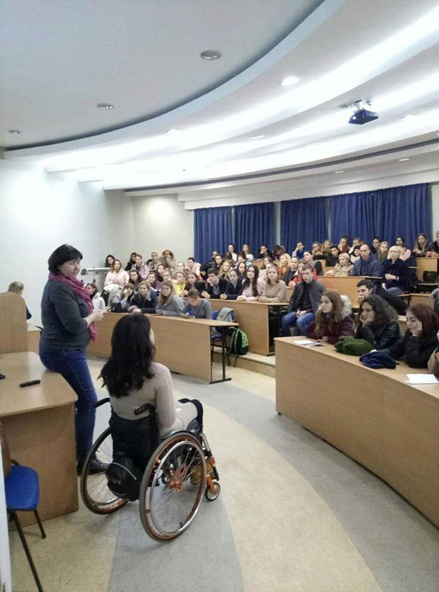 Відбувся семінар для волонтерів 26 Київського фестивалю «Повіримо у себе»