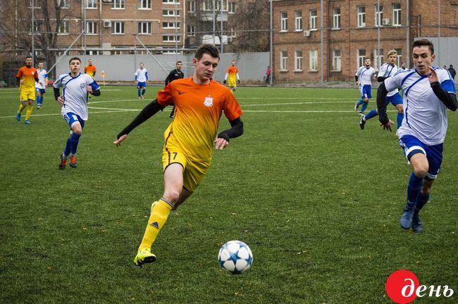 У Полтаві відбирали футболістів до дефлімпійської збірної України (ФОТО)