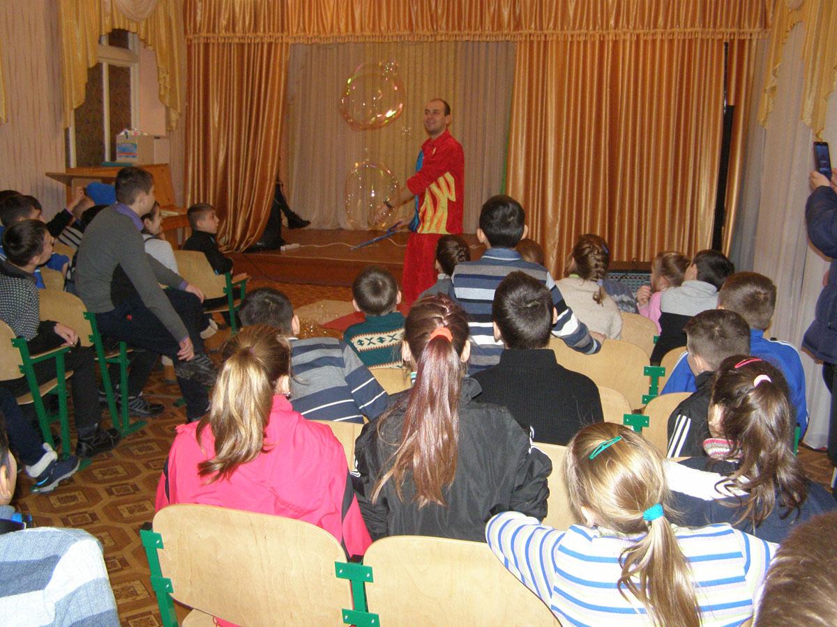 Олександрія: діти, які мають вади здоров'я, граючись обирали професію (ФОТО)