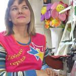 Світлина. В Мариуполе открылась социальная швейная мастерская. Новини, инвалидность, Мариуполь, волонтер, самореалізація, швейная мастерская ДоброДел