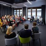 В Україні стартував рух за перетворення людей з інвалідністю з невидимок на реальних співробітників