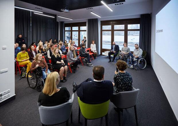 В Україні стартував рух за перетворення людей з інвалідністю з невидимок на реальних співробітників. працевлаштування, роботодавець, рух так має бути, інвалідність, інклюзивне суспільство