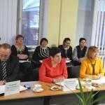 Світлина. Житомирщина – шоста у всеукраїнському рейтингу з працевлаштування осіб з інвалідністю. Робота, інвалідність, працевлаштування, служба зайнятості, круглий стіл, Житомирщина