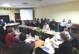 Житомирщина – шоста у всеукраїнському рейтингу з працевлаштування осіб з інвалідністю. житомирщина, круглий стіл, працевлаштування, служба зайнятості, інвалідність