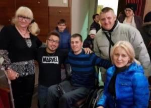 Життя людей з інвалідністю змінить профільна асоціація. луганщина, микола надулічний, працевлаштування, профільна асоціація, інвалідність