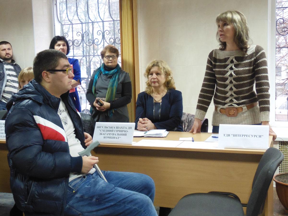 Робота без бар'єрів: у Кропивницькому відбувся ярмарок вакансій для людей з обмеженими можливостями