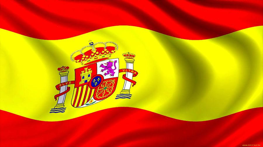 Іспанські здобутки у сфері зайнятості людей з інвалідністю. іспанія, освіта, працевлаштування, ринок праці, інвалідність, cartoon, design, graphic, flag, underpants. A close up of a flag