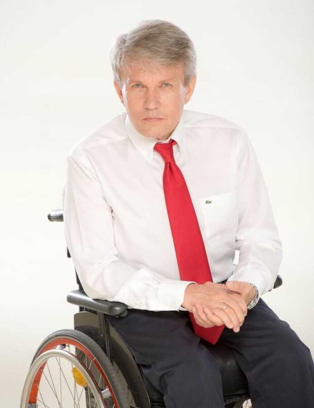 Валерий Сушкевич: «Кабмин запрещал нам ехать в Рио!». валерий сушкевич, инвалид, инвалидность, паралимпизм, реабілітація