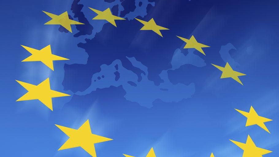Європейські методи професійної орієнтації людей з інвалідністю. єс, працевлаштування, профорієнтація, ринок праці, інвалідність, cartoon, screenshot, aircraft, airplane, helmet, flag, vector graphics, sign. A close up of a flag