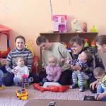 В Харькове родителей малышей с инвалидностью научат не стесняться своих детей
