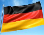 Німеччина – країна з найбільшим коефіцієнтом зайнятості серед людей з інвалідністю. німеччина, зайнятість, працевлаштування, ринок праці, інвалідність, sky, flag, cloud, abstract, flag of the united states. A close up of a flag